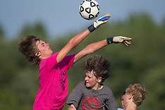 Gloucester County Summer Soccer League: St Augustine Prep B vs Kingsway C - July 17th 2012