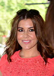 The Little Mermaid Diamond Edition Blu-Ray film premiere. <br /> Imogen Thomas attends classic children's film to celebrate its release on Blu-Ray, Royal Albert Hall, Kensington Gore, London, United Kingdom, Thursday, 29th August 2013. Picture by Nils Jorgensen / i-Images