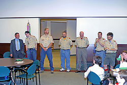 30 May 2006:  Troop 3 Court of Honor