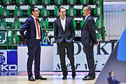 DESCRIZIONE : Campionato 2014/15 Dinamo Banco di Sardegna Sassari - Openjobmetis Varese<br /> GIOCATORE : Paolo Citrini Massimo Maffezzoli<br /> CATEGORIA : Allenatore Coach Before Pregame Fair Play<br /> SQUADRA : Dinamo Banco di Sardegna Sassari<br /> EVENTO : LegaBasket Serie A Beko 2014/2015<br /> GARA : Dinamo Banco di Sardegna Sassari - Openjobmetis Varese<br /> DATA : 19/04/2015<br /> SPORT : Pallacanestro <br /> AUTORE : Agenzia Ciamillo-Castoria/L.Canu<br /> Predefinita :