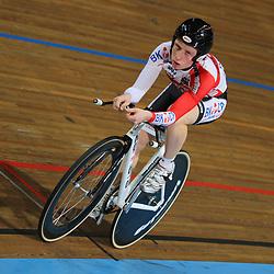 Nino Honig Nederlands Kampioen achtervolging junioren