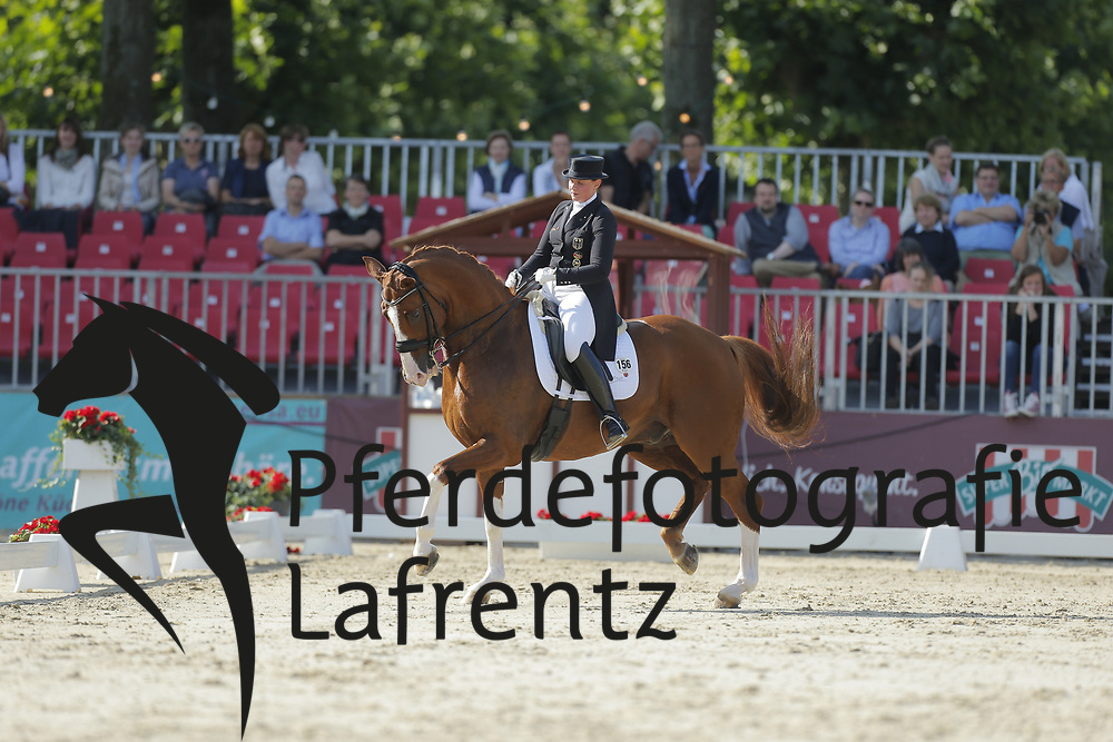 Timpe, Andrea, Dixieland<br /> Münster - Turnier der Sieger<br /> Grand Prix Special<br /> © www.sportfotos-lafrentz.de/ Stefan Lafrentz