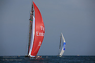 14: AMERICA'S CUP NEW ZEALAND TEAM EMIRATES