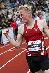 Simon Jensen (Denmark). Aarhus Nordic Challenge 2016 at Ceres Park, Aarhus, Denmark, 25.6.2016. (Allan Jensen/EVENTMEDIA).