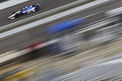 May 18, 2018 - Indianapolis, Indiana, United States of America - GRAHAM RAHAL (15) of the United States brings his car down the frontstretch during ''Fast Friday'' practice for the Indianapolis 500 at the Indianapolis Motor Speedway in Indianapolis, Indiana. (Credit Image: © Chris Owens Asp Inc/ASP via ZUMA Wire)