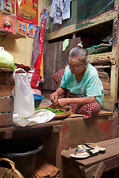 Selling Peppers, Gyee Zai Market