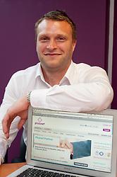 Nick Silverwood Plusnet Head of Business..12  May 2011.Images © Paul David Drabble