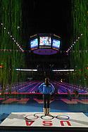 Women's 400m Freestyle <br /> Katie HOFF <br /> <br /> chris machian/402 578 6456