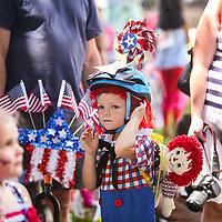 2017 Norwood 4th of July Kids Parade