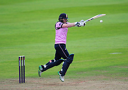 Eoin Morgan of Middlesex in action.  - Mandatory by-line: Alex Davidson/JMP - 15/07/2016 - CRICKET - Cooper Associates County Ground - Taunton, United Kingdom - Somerset v Middlesex - NatWest T20 Blast