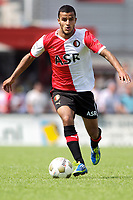 ROTTERDAM - SC Feyenoord - Feyenoord , Broederstrijd , voetbal , oefenwedstrijd , voorbereiding , Sportcomplex Varkenoord , 07-07-2012 , seizoen 2012-2013 , Speler van Feyenoord Harmeet Singh