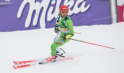 Zan Kranjec of Slovenia during 2nd run of Men's Giant Slalom race of FIS Alpine Ski World Cup 57th Vitranc Cup 2018, on 3.3.2018 in Podkoren, Kranjska gora, Slovenia. Photo by Urban Meglič / Sportida