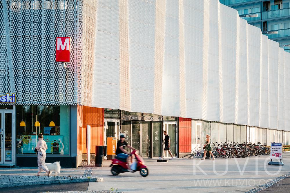 Niittykummun metrokeskus