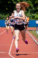 Middletown, New York -  Day 2 of the New York State Public High School Athletic Association Outdoor Track and Field Championships at Faller Field on June 8, 2019.
