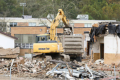10/02/18 Johnson Elementary Demolition