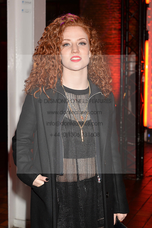 JESS GLYNNE at the YSL Beauty: YSL Loves Your Lips party held at The Boiler House,The Old Truman Brewery, Brick Lane,London on 20th January 2015.