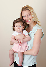 Emily's 6 Month Session