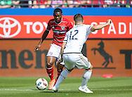 March 6, 2016: Philadelphia Union plays FC Dallas in the season opener at Toyota Stadium in Frisco, Texas.