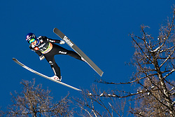 Sandro Hauswirth (SUI) during the Qualification round of the Ski Flying Hill Individual Competition at Day 1 of FIS Ski Jumping World Cup Final 2019, on March 21, 2019 in Planica, Slovenia. Photo by Matic Ritonja / Sportida