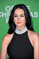 Katy Perry attends the premiere of Paramount Pictures' 'Office Christmas Party' at Regency Village Theatre on December 7, 2016 in Los Angeles, CA, USA. Photo by Lionel Hahn/ABACAPRESS.COM