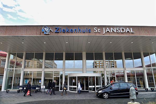 Nederland, Harderwijk, 23-10-2014Ziekenhuis St. Jansdal in Harderwijk is een middelgroot ziekenhuis. Medisch Centrum met een regionale zorgfunctie.FOTO: FLIP FRANSSEN/ HOLLANDSE HOOGTE