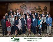 George Mason Leadership Council 10.21.17