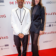 NLD/Amsterdam/20160321 - Premiere de Helleveeg, Dio en partner