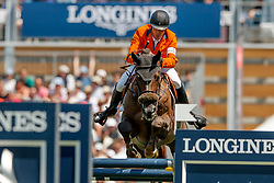 Smolders Harrie, NED, Don VHP Z<br /> Longines FEI Jumping Nations Cup de France<br /> La Baule 2018<br /> © Hippo Foto - Dirk Caremans<br /> 20/05/2018