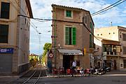 Tram, Soller, Mallorca