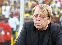 Photo: Steve Bond/Richard Lane Photography.<br />Ghana v Guinea. Africa Cup of Nations. 20/01/2008. Ghana manager Claude Le Roy