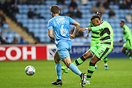 Coventry City v Forest Green Rovers 171017