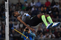 Mutaz Essa BARSHIM QAT <br /> Roma 03-06-2016 Stadio Olimpico <br /> IAAF Diamond League Golden Gala <br /> Atletica Leggera<br /> Foto Andrea Staccioli / Insidefoto