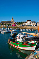 France, Loire-Atlantique (44), Piriac-sur-Mer, le port // France, Loire-Atlantique, Piriac-sur-Mer, the port