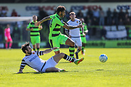 Forest Green Rovers v Maidstone United 220417
