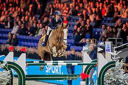 Stotzem Laura, BEL, UM Diabo<br /> Jumping Mechelen 2019<br /> © Hippo Foto - Dirk Caremans<br />  26/12/2019
