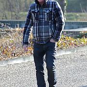NLD/Amsterdam/20120127 - Uitvaart Jeroen Soer, Jack Spijkerman