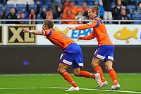 08.07.2012, Tippeligaen, Color Line stadio, Eliteserien, Aafk - Viking,Daniel Arnefjord - aalesund, Foto: Kenneth Hjelle Digitalsport