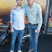 NLD/Amsterdam/20150707- Film premiere Terminator Genisys, Jochem van Gelder en .....