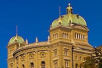 Parliament Building (Federal Palace of Switzerland), Bern, Canton Bern, Switzerland