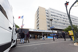 May 2, 2019 - Paris, France - Hopital de la Pitie Salpetriere a Paris - 02/05/2019 (Credit Image: © Panoramic via ZUMA Press)