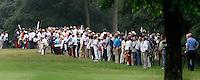 VALKENSWAARD - publiek KLM OPEN LADIES 2007 op de Eindhovensche Golfclub.