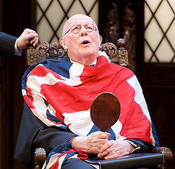 Forty Years On <br /> by Alan Bennett <br /> at Festival Theatre Chichester , Great Britain <br /> press photocall <br /> 25th April 2017 <br /> <br /> Richard Wilson as Headmaster <br /> <br /> <br /> Photograph by Elliott Franks <br /> Image licensed to Elliott Franks Photography Services