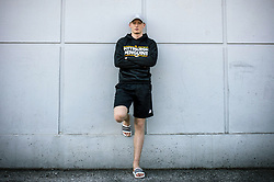 Portrait of Jan Drozg, hockey player of NHL team Pittsburgh Penguins, on August 5, 2019 in Dvorana Tabor, Maribor, Slovenia. Photo by Matic Klansek Velej / Sportida