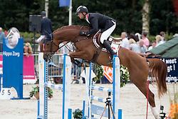 Kuijpers Leon (NED) - Sandrino Z<br /> KWPN Paardendagen - Ermelo 2012<br /> © Dirk Caremans