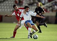 Raphael Wicky gegen Ilia Marios. © Valeriano Di Domenico/EQ Images
