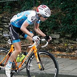 Boels Rental Ladiestour 2013 Stage 6 Bunde - Berg en Terblijt Anna van der Breggen