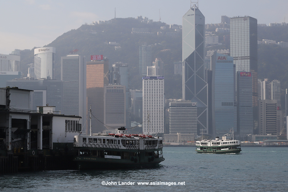 Hong Kong Star Ferry - Crossing Victoria Harbour from Central to Kowloon since 1888, the Star Ferry is an icon of Hong Kong. All the ferries bear the name star: Morning Star, Night Star, Electric Star. The Star Ferry made an appearance in the 1950s movie, The World of Suzie Wong, when William Holden takes a ferry to Hong Kong Island and meets Suzie Wong.  Star Ferry consistently is rated the top number 1 attraction in Hong Kong, partly because it is cheap and its unsurpassed views of the harbor.