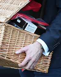 Prince Harry and Meghan Markle visit Cardiff Castle on a day showcasing the culture and heritage of Wales in Cardiff, Wales, UK, on the 18th January 2018. 18 Jan 2018 Pictured: Meghan Markle, Prince Harry Gifts. Photo credit: James Whatling / MEGA TheMegaAgency.com +1 888 505 6342