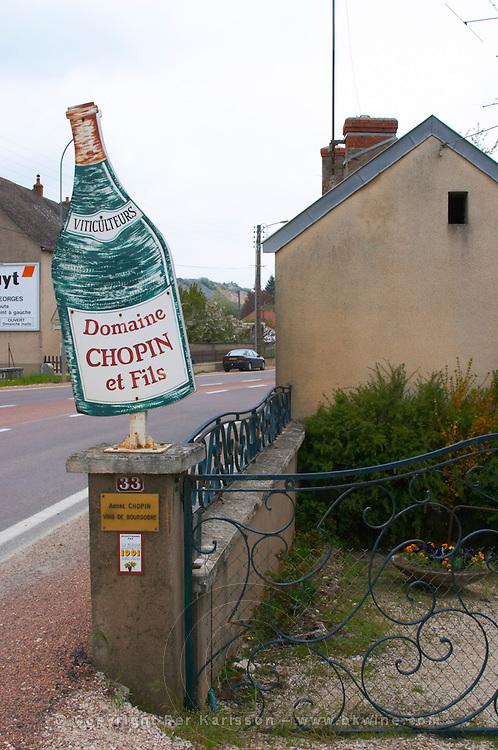 domaine chopin & f nuits-st-georges cote de nuits burgundy france