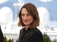 Actress Camille Cottin at Room 212 (Chambre 212) film photo call at the 72nd Cannes Film Festival, Monday 20th May 2019, Cannes, France. Photo credit: Doreen Kennedy